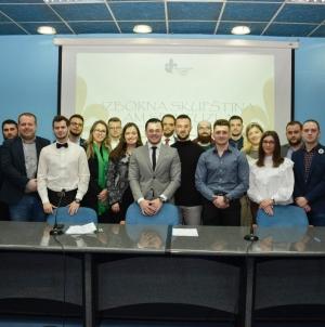 Održana Izborna skupština Asocijacije mladih GO SDA Tuzla