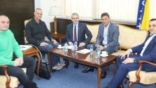 Vlada FBiH finansijski će podržati košarkašku reprezentaciju BiH u kolicima