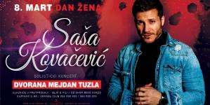 Saša Kovačević u Mejdanu za 8. mart