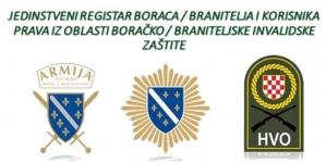 Dopunjen Jedinstveni registar boraca u skladu sa zakonskim odredbama