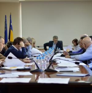 """Prva sjednica Organizacionog odbora i radnih tijela manifestacije """"Izbor sportiste godine grada Tuzle za 2019. godinu''"""