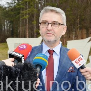 Ministar Bukvarević se odrekao pola plaće u korist Merhameta u Tuzli