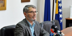 Obraćanje gradonačelnika Jasmina Imamovića  povodm akcije izmještanja migranata iz Tuzle