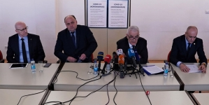 Ministar Mandić: Preporuke temelj borbe protiv širenja koronavirusa