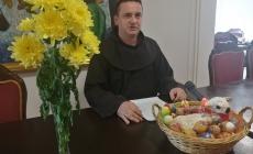 Uskrsna poruka gvardijana Franjevačkoga samostana Tuzla fra Željka Nikolića