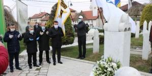 Ministri Bukvarević i Grabovica zajedno obilježili Dan Armije RBiH u Sarajevu