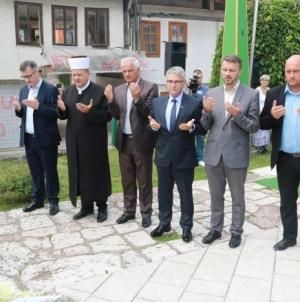 Bukvarević: Aprilski dani podsjećaju na početak agresije na našu domovinu, iz naših domova sjetimo se najboljih sinova i kćeri