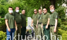 """Bajramska čestitka Udruženja """"Maloljetni borci Armije BiH"""" Grada Tuzle"""