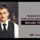 Bahrudin Trbalić, alumni učenik Richmond Park škole u Tuzli: Od MIT-a do doktorata na Stanford Univerzitetu!