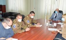 Italijanski vojni ljekari posjetili UKC Tuzla