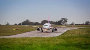 Wizz Air nastavlja letjeti iz baze Tuzla