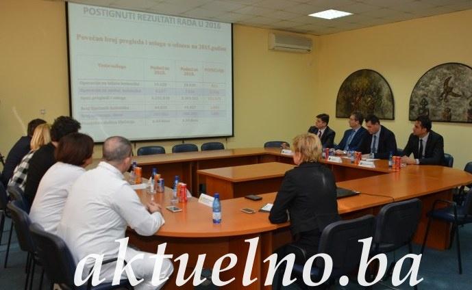 Vlada Tuzlanskog kantona zadovoljna rezultatima rada i aktivnostima UKC-a