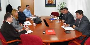 Radni sastanak sa predstavnicima Univerziteta u Tuzli