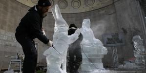 New York: Festival leda najavljuje Dan zaljubljenih