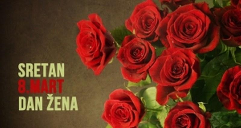 Grad Tuzla: Svim našim sugrađankama čestitamo 8. mart – Međunarodni dan žena