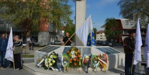 Obilježavanje 15 aprila Dana OS Armije R BiH iz ugla naše kamere u Lukavcu (VIDEO)