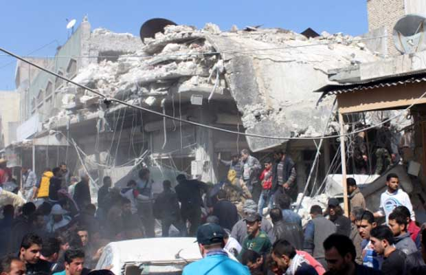 Raste broj žrtava hemijskog napada u Siriji