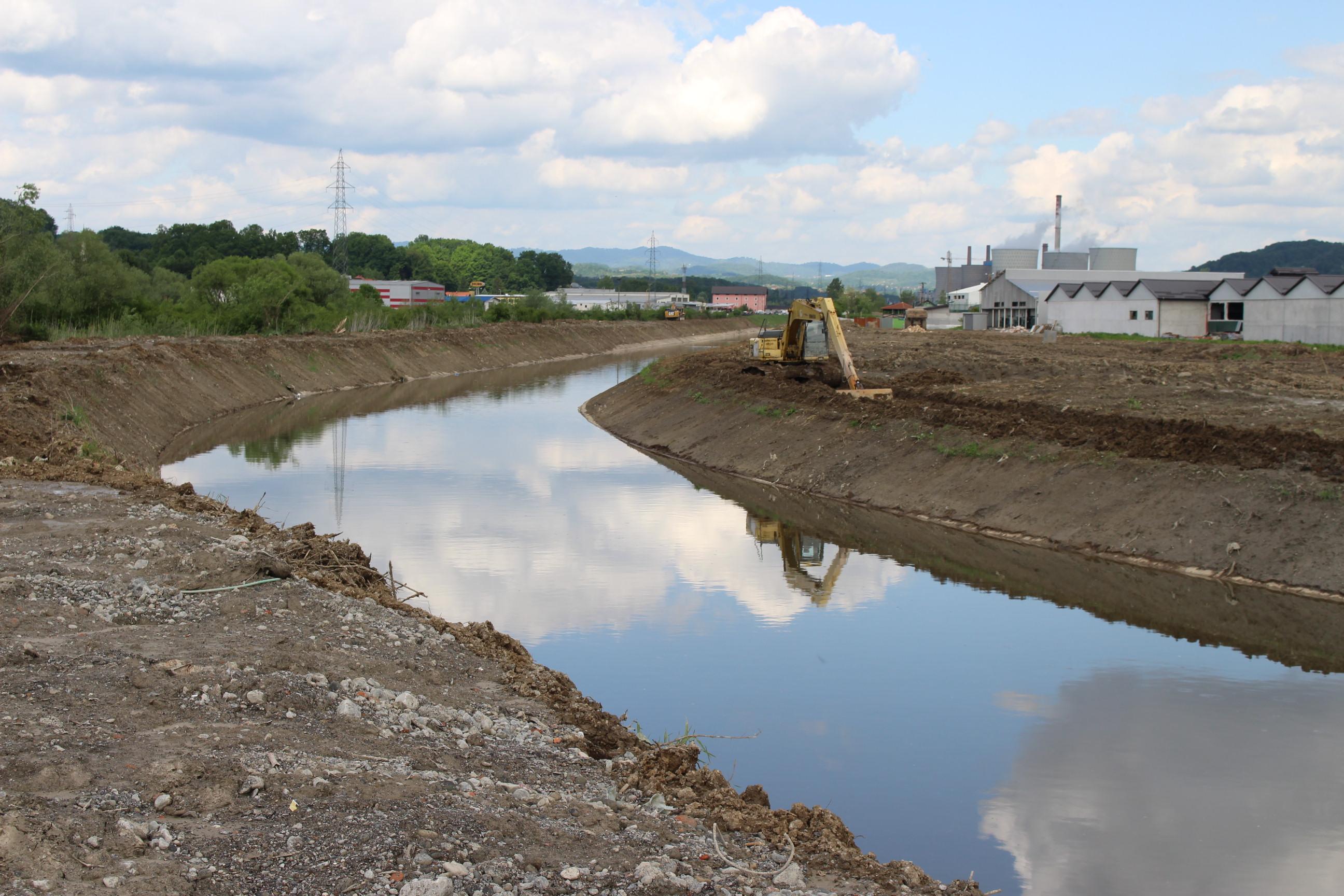 U toku radovi na čišćenju korita rijeke Jale