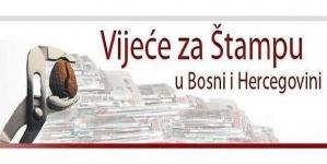 Apel Vijeća za štampu BiH: Procesuirati osobe koje šire govor mržnje