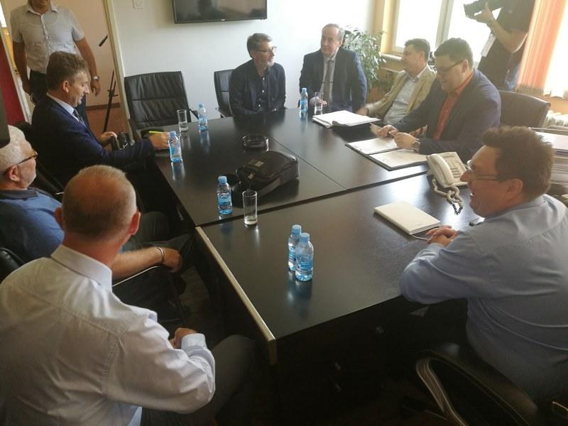 Održan sastanak o mogućnostima odlaganja šljake TE Tuzla u Rudnik soli