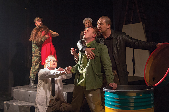 """Narodno pozorište Tuzla: Na sceni predstava """"Woyzeck"""""""