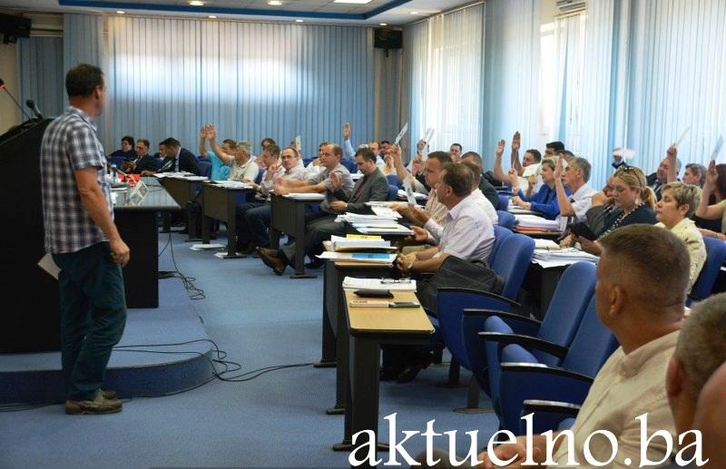 Završen nastavak 36 sjednice Skupštine Tuzlanskog kantona