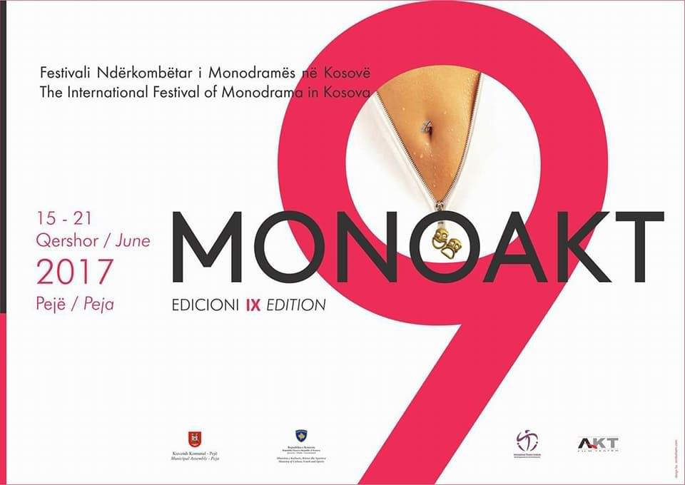 ''Bosanska kraljica'' na Međunarodnom festivalu monodrame MonoAKT Kosovo