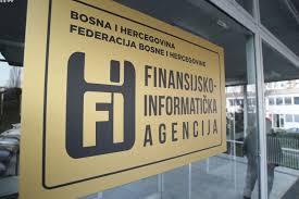 FIA poziva banke i poslovne subjekte u Federaciji BiH da okončaju proces utvrđivanja glavnog računa