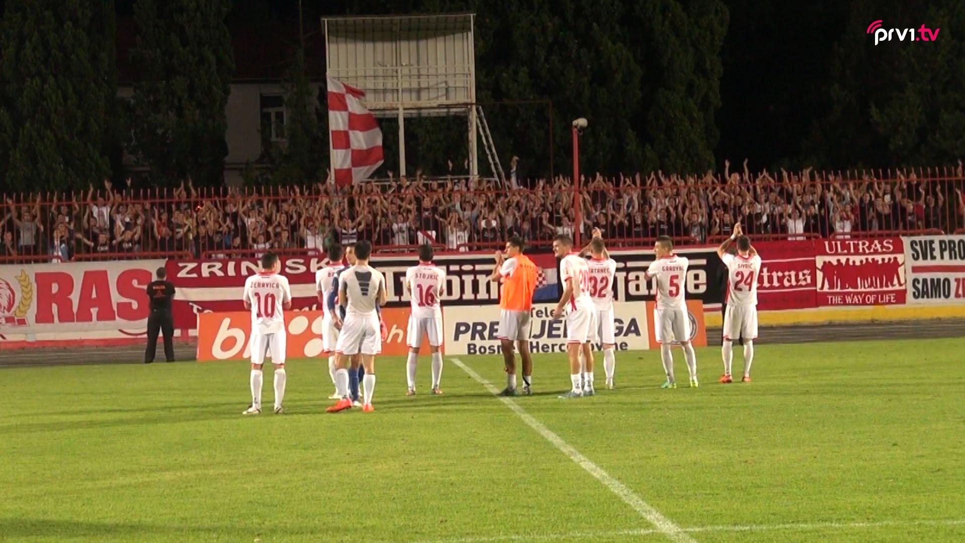 Zrinjski protiv Maribora u drugom pretkolu kvaliikacija za Ligu prvaka