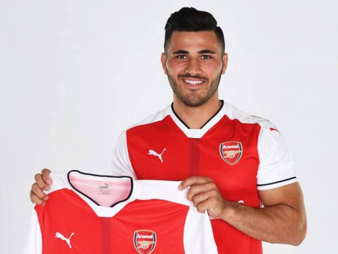 Arsenal se pohvalio transferom Kolašinca: Doveli smo najboljeg iz Bundeslige