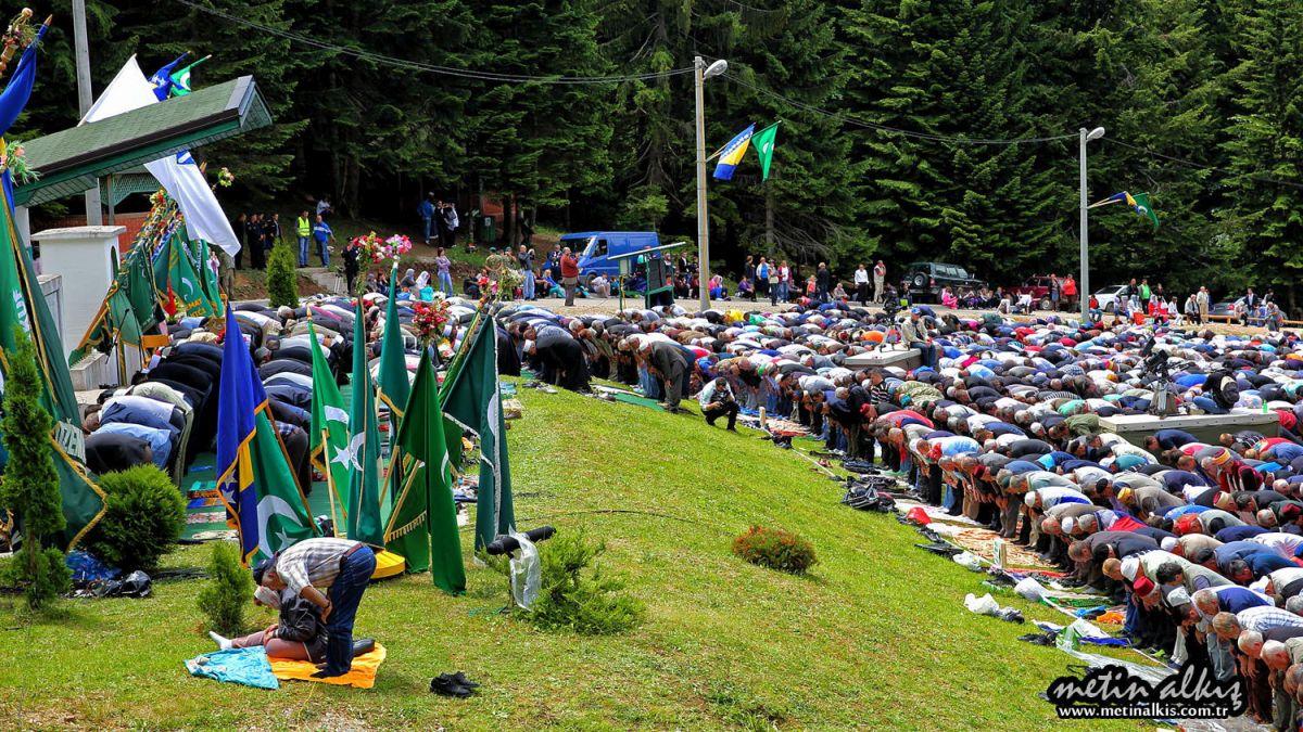 Ajvatovica je najveće dovište muslimana u Evropi i jedno od najstarijih u BiH