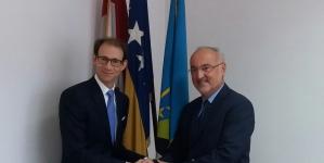 Posjeta trgovinskog savjetnika Austrijske ambasade Kantonalnoj privrednoj komori Tuzla