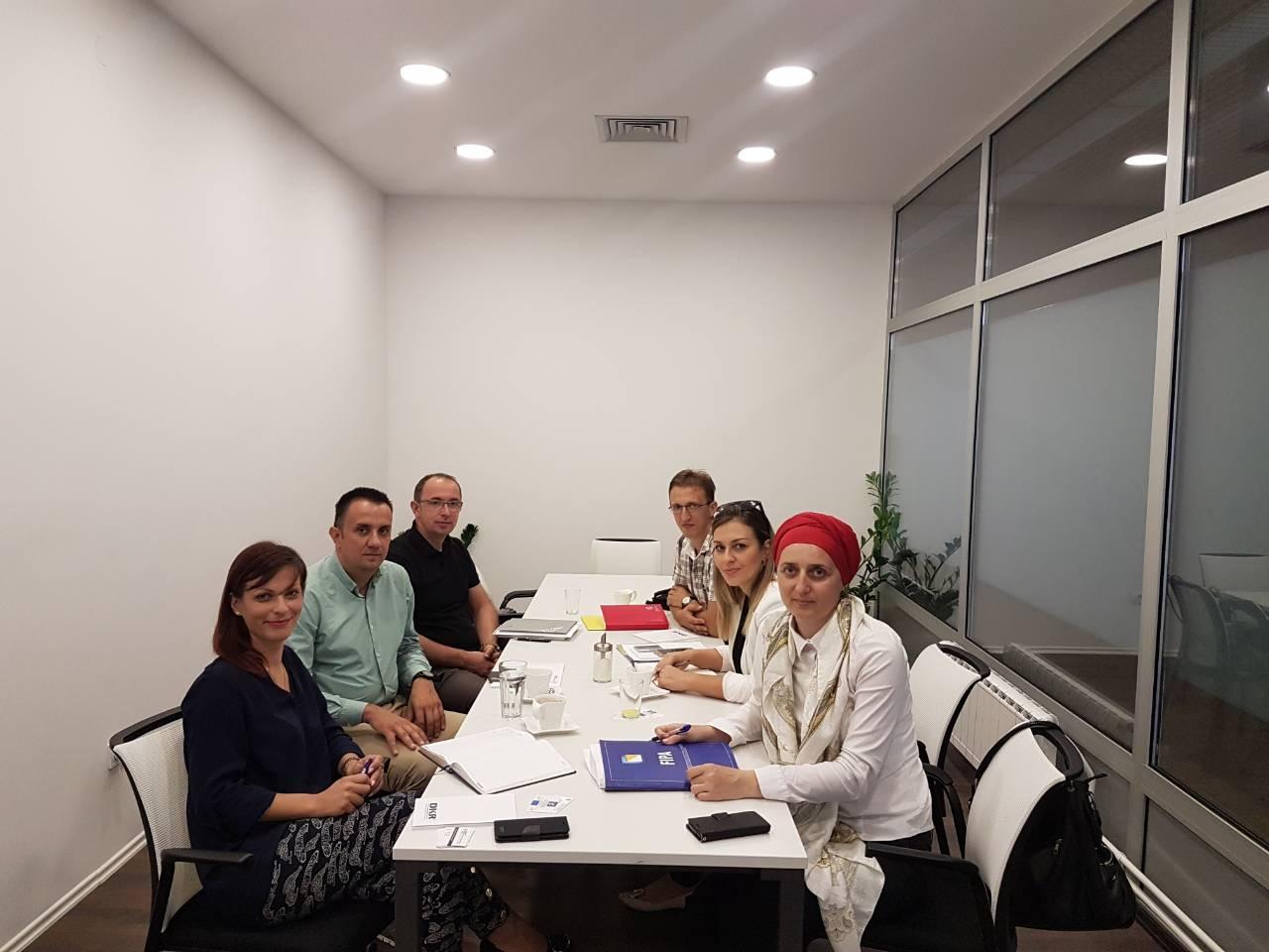 Zajednički sastanci za podršku stranim investitorima