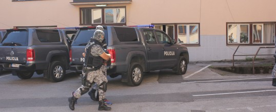 MUP TK: Hapšenja na području Živinica, pronađene veće količine droge