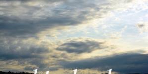 U BiH oblačno vrijeme sa kišom