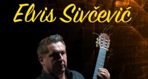 Najava solističkog koncerta Elvisa Sivčevića
