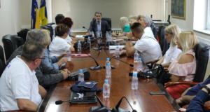 Gradska uprava: Radni sastanak sa predstavnicima Turističke patrole Tuzlanskog kantona