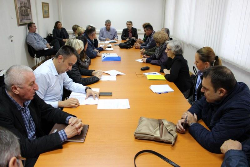 Naredba o stavljanju u pripravnost svih kapaciteta civilne zaštite