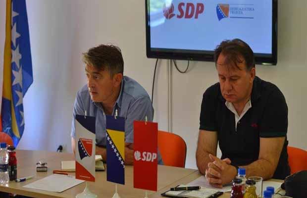 SDP i DF kreću putem zajedničkog djelovanja