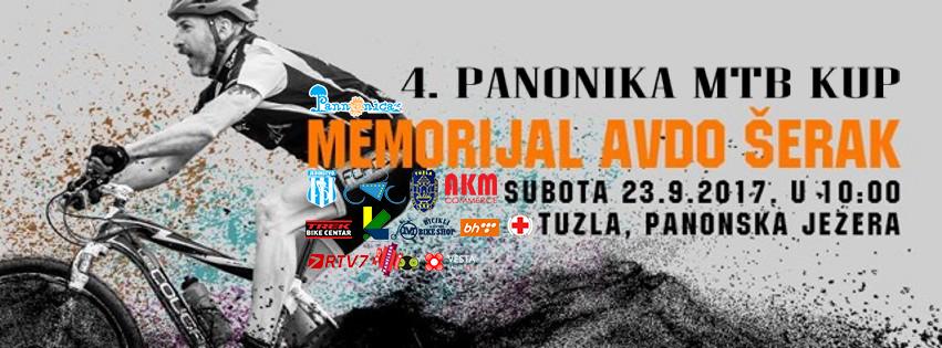 4. Panonika MTB KUP 2017 – Memorijal Avdo Šerak