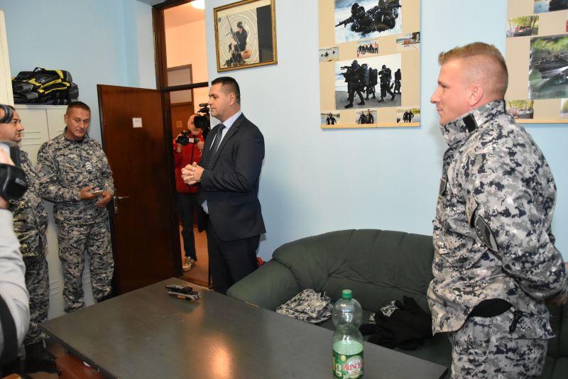 Posljednje pripreme pred početak NATO vježbe
