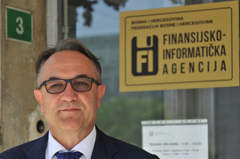 FIA počela sa izdavanjem potvrda o svim računima poslovnih subjekata u FBiH