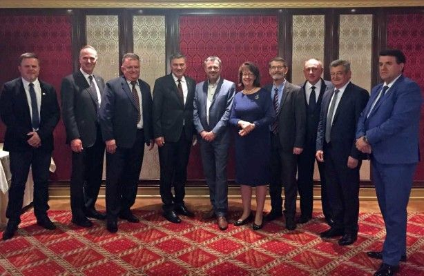 Gradonačelnik Tuzle se susreo sa ambasadoricom SAD u BiH, Maureen Cormack