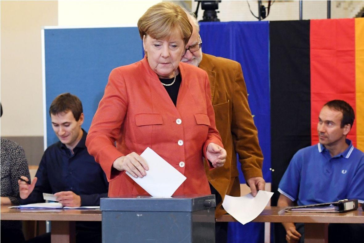 Izbori u Njemačkoj: Merkel osigurala četvrti mandat