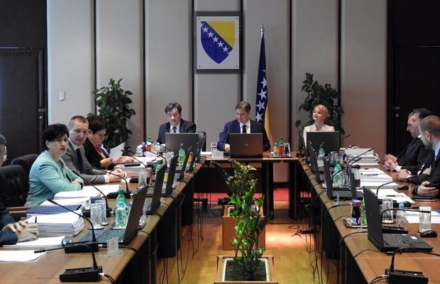 Vijeće ministara BiH o stanju medijskih sloboda