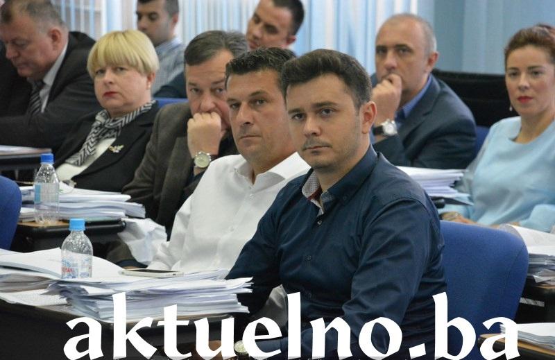 Gradsko vijeće Tuzla usvojilo Nacrt budžeta za 2018.godinu