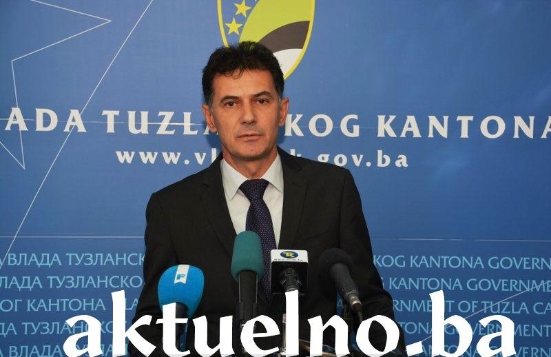 Vlada Tuzlanskog kantona: Utvrđen Nacrt Budžeta TK za 2018. godinu