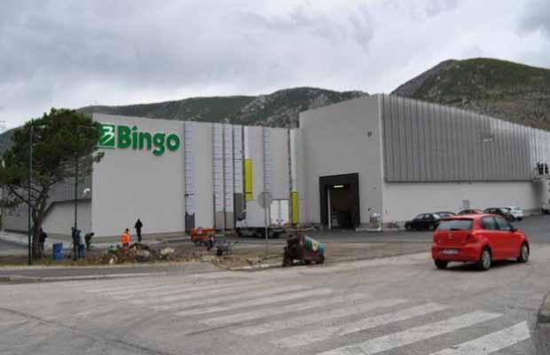 Mostar: Uskoro u novom Bingo centru posao za 200 radnika