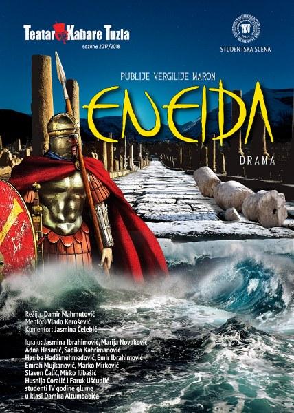Vergilijeva ''Eneida'' na 2. Festivalu premijera Teatra kabare Tuzla