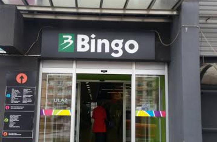 Oružana pljačka u tržnom centru Bingo u Hadžićima
